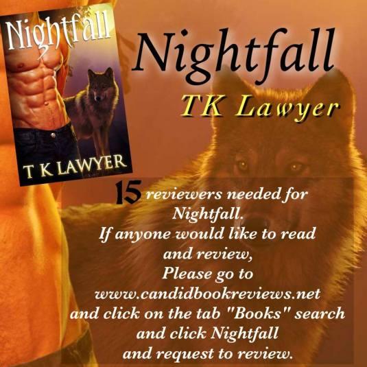 Nightfall Reviewers Needed