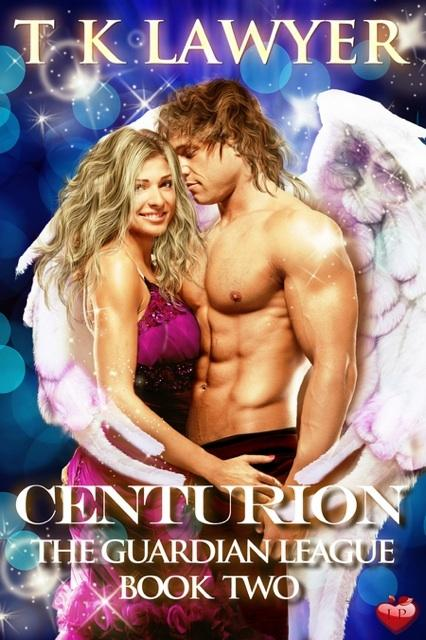 Centurion Book cover