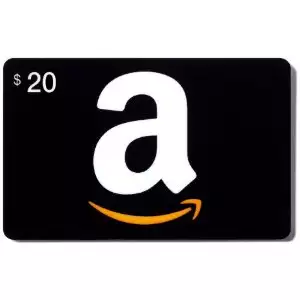 Amazon gift card image- twenty- 8-20-2016