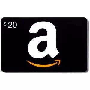 Amazon gift card image- twenty- 8-20-2016