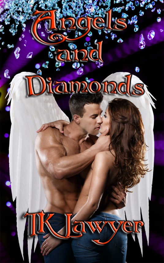TK Angels and Diamonds Ebook official cover