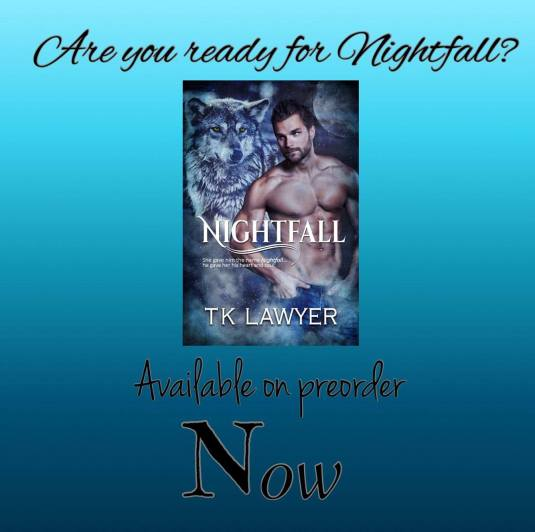 Nightfall- Pre-order available