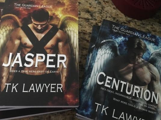 Jasper and Centurion Paperbacks
