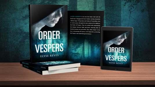 Elyse Reyes_Free Book_Vespers_Bk Cover