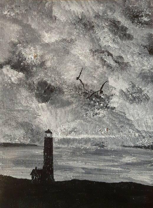 Jeff Botzenhart_One of his paintings