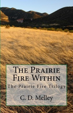 Douglas J McLeod - The Prairie Fire Within_Book Cover