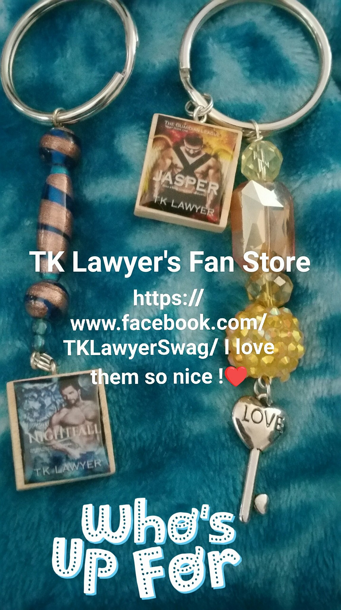Fan Store Profile pic and advertisement