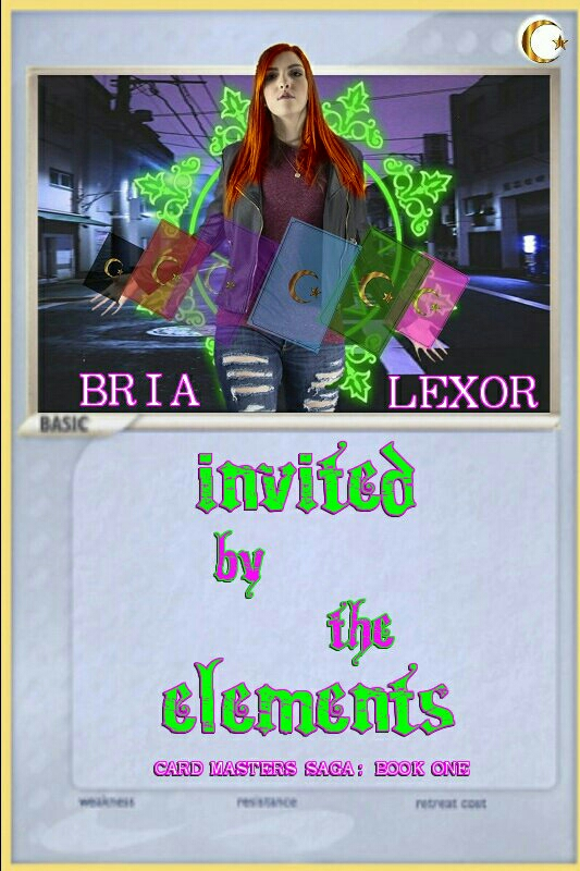 Bria Lexor-Invited by the Elements Book Cover